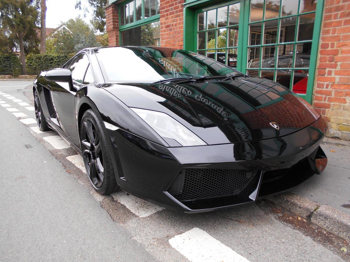 2008 Lamborghini Gallardo Coupe E-Gear  For Sale (picture 2 of 6)