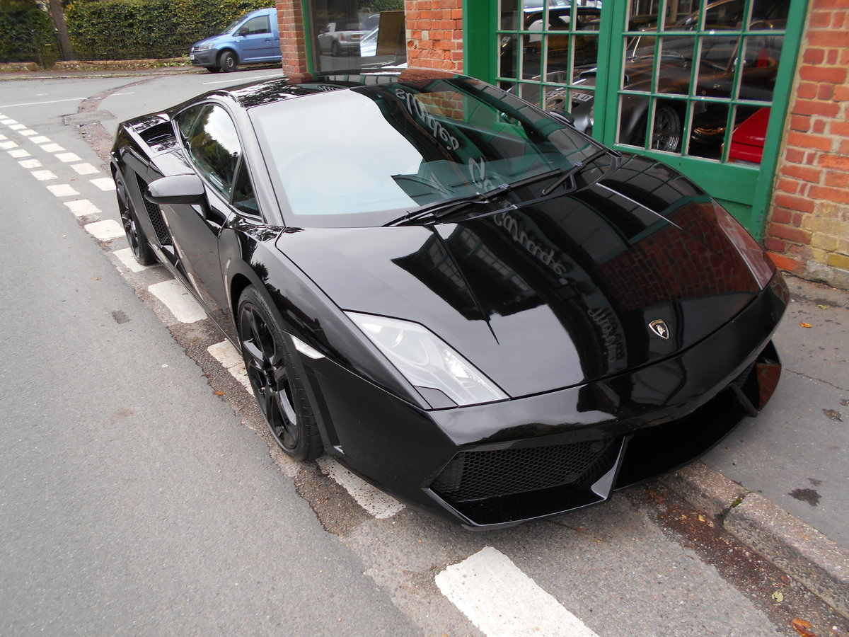 2008 Lamborghini Gallardo Coupe E-Gear  For Sale (picture 5 of 6)