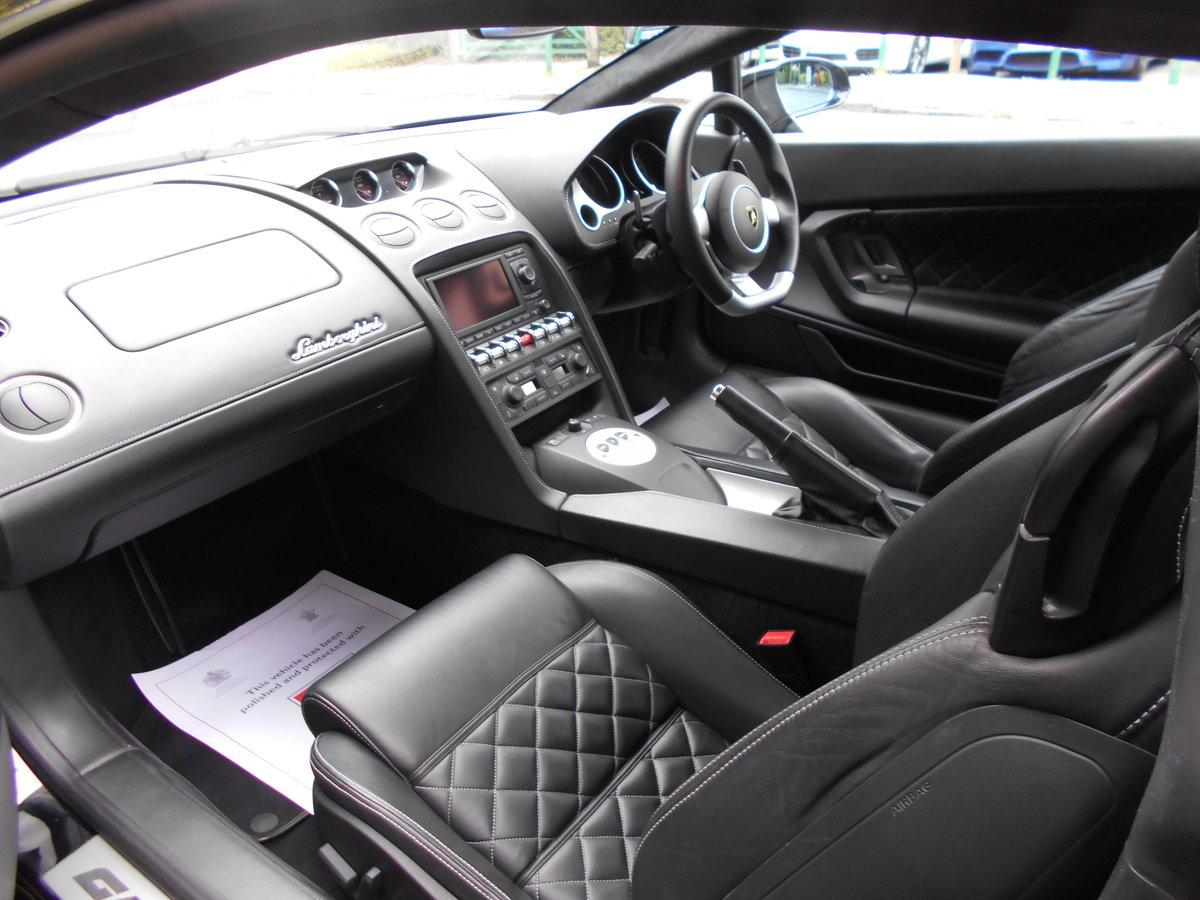 2008 Lamborghini Gallardo Coupe E-Gear  For Sale (picture 6 of 6)