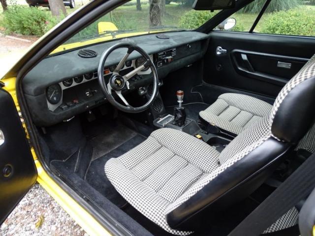 1973 Lamborghini Urraco P 250 S For Sale (picture 5 of 6)