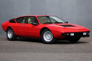 1975 Lamborghini Urraco P300 LHD - German first delivery For Sale