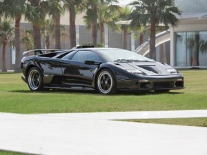 2001 Lamborghini Diablo GT  For Sale by Auction