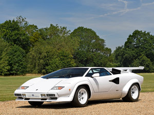 1983 Lamborghini Countach S 5000 For Sale