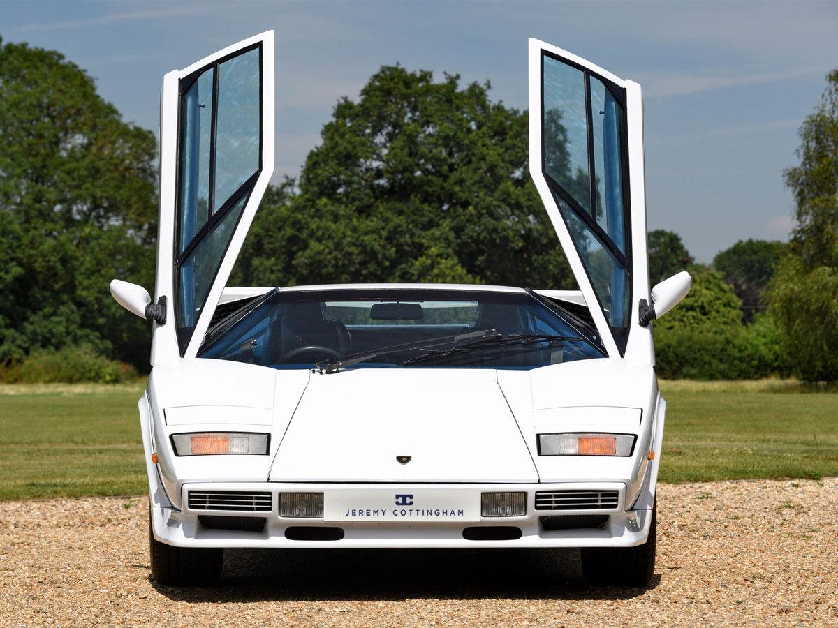 1983 Lamborghini Countach S 5000 For Sale (picture 2 of 6)