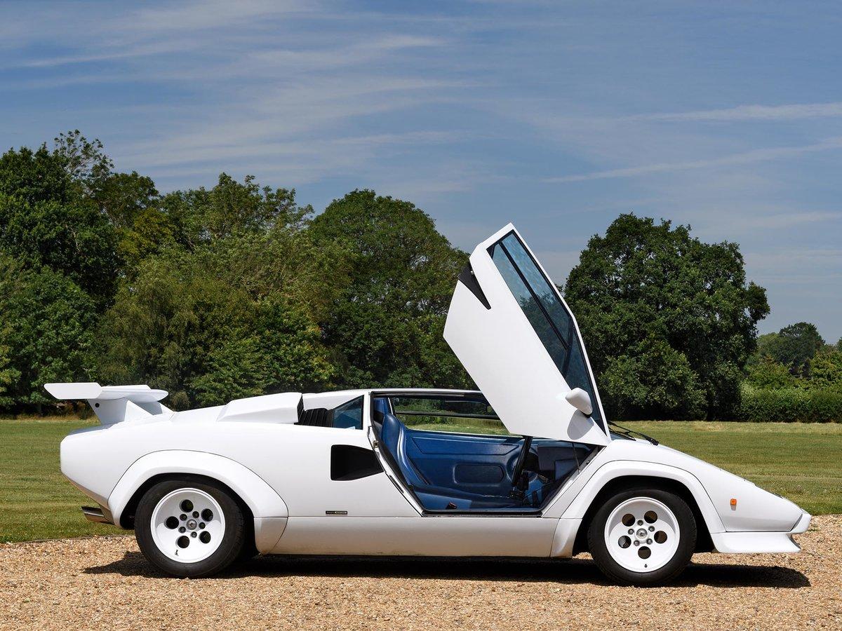 1983 Lamborghini Countach S 5000 For Sale (picture 6 of 6)