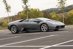 """2005 - Lamborghini Murcielago Roadster LP 580 """"Mechanical ge For Sale by Auction"""