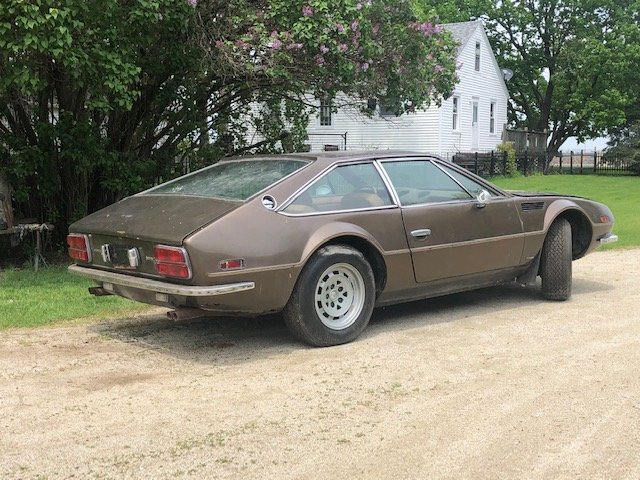 1973 Lamborghini Jarama S # 22944 For Sale (picture 3 of 5)
