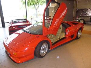 1991 Lamborghini diablo neuve