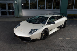 2009 Lamborghini Murcielago LP670-4 SuperVeloce  For Sale