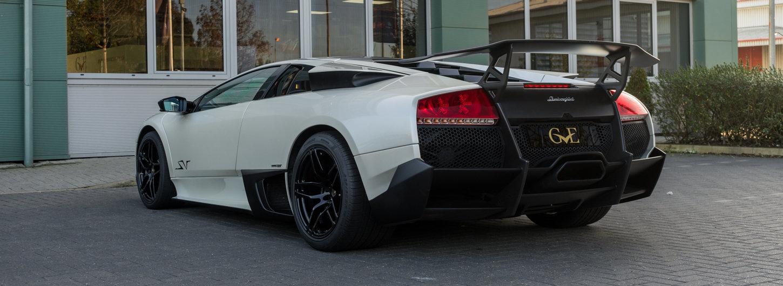 Lamborghini Murcielago LP670-4 SuperVeloce 2009/09 (POA) SOLD (picture 2 of 6)