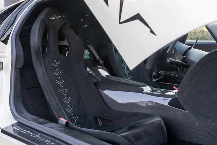Lamborghini Murcielago LP670-4 SuperVeloce 2009/09 (POA) SOLD (picture 4 of 6)