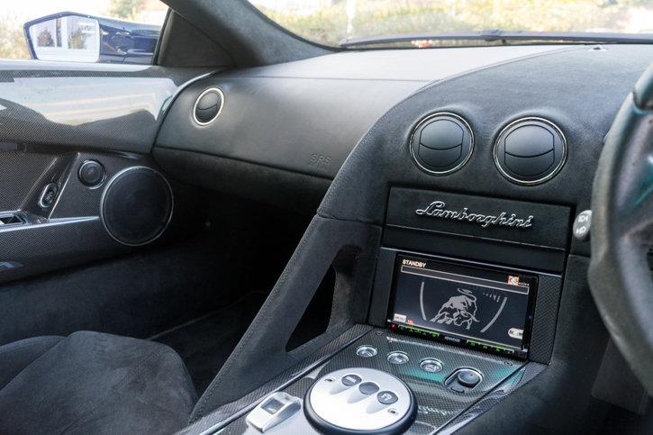 Lamborghini Murcielago LP670-4 SuperVeloce 2009/09 (POA) SOLD (picture 5 of 6)