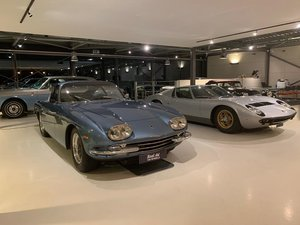 1967 Lamborghini 400 GT 2+2 - 1 owner from new For Sale