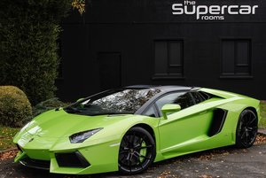 Lamborghini Aventador Roadster - 2014 - 14K Mile - Huge Spec For Sale