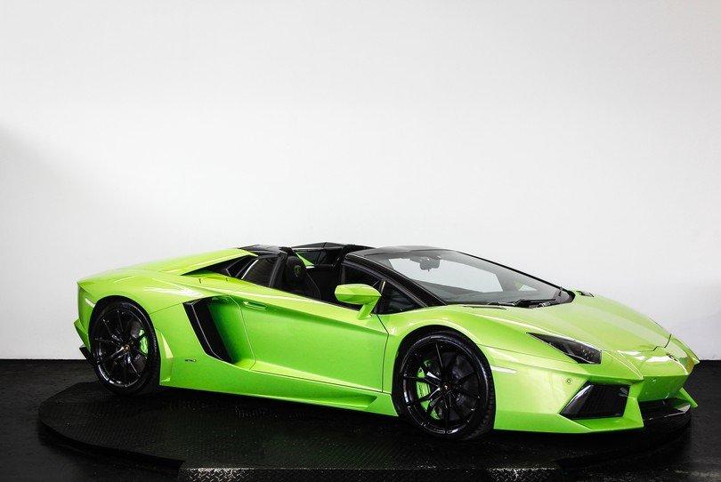 Lamborghini Aventador Roadster - 2014 - 14K Mile - Huge Spec For Sale (picture 2 of 6)