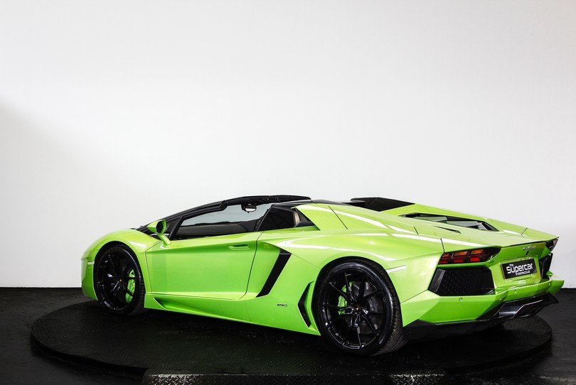 Lamborghini Aventador Roadster - 2014 - 14K Mile - Huge Spec For Sale (picture 4 of 6)