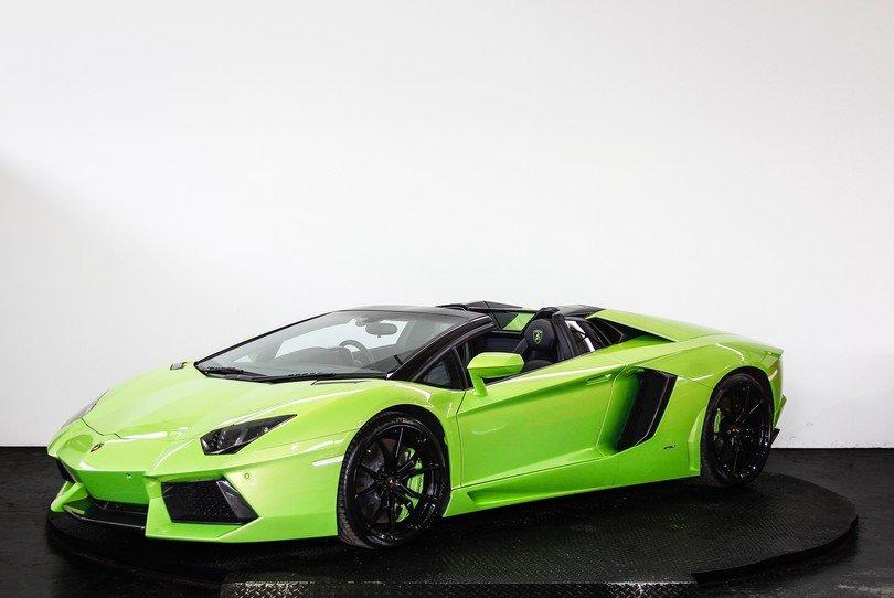 Lamborghini Aventador Roadster - 2014 - 14K Mile - Huge Spec For Sale (picture 5 of 6)