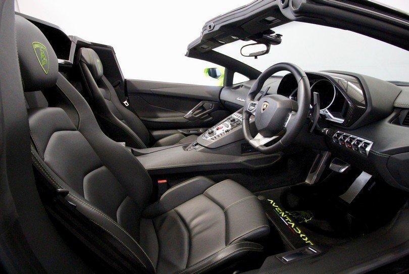 Lamborghini Aventador Roadster - 2014 - 14K Mile - Huge Spec For Sale (picture 6 of 6)