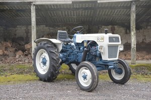 BEAUTIFULLY RESTORED 1969 LAMBORGHINI R230 TRACTOR For Sale