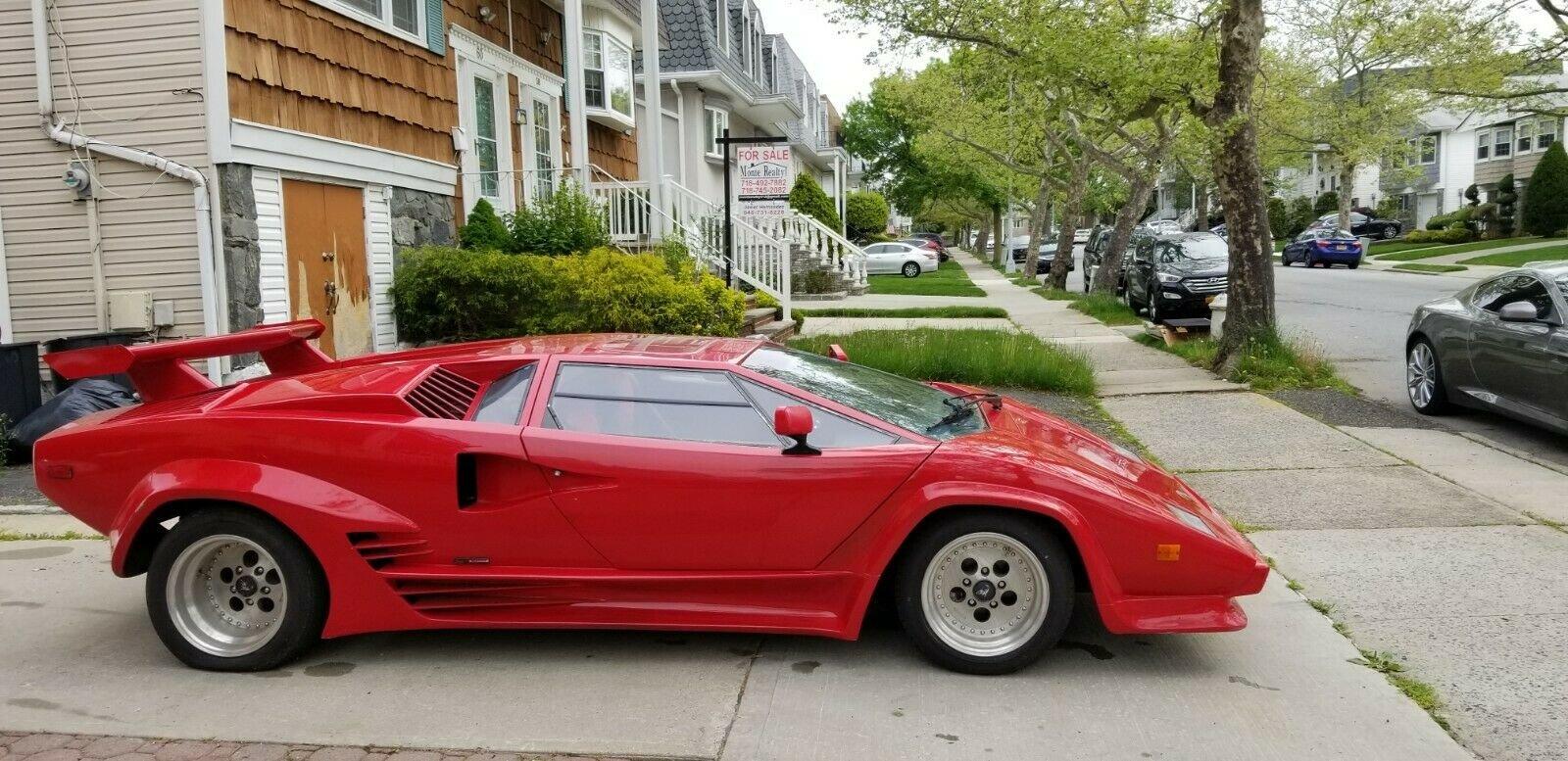 1988 Lamborghini Countach Replica by KMC Easton For Sale (picture 1 of 5)