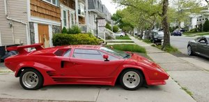 1988 Lamborghini Countach Replica by KMC Easton For Sale