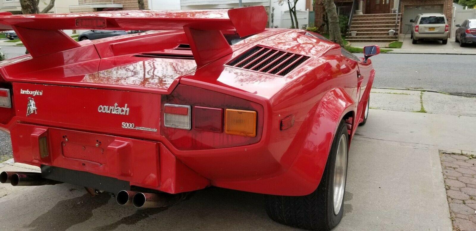 1988 Lamborghini Countach Replica by KMC Easton For Sale (picture 2 of 5)