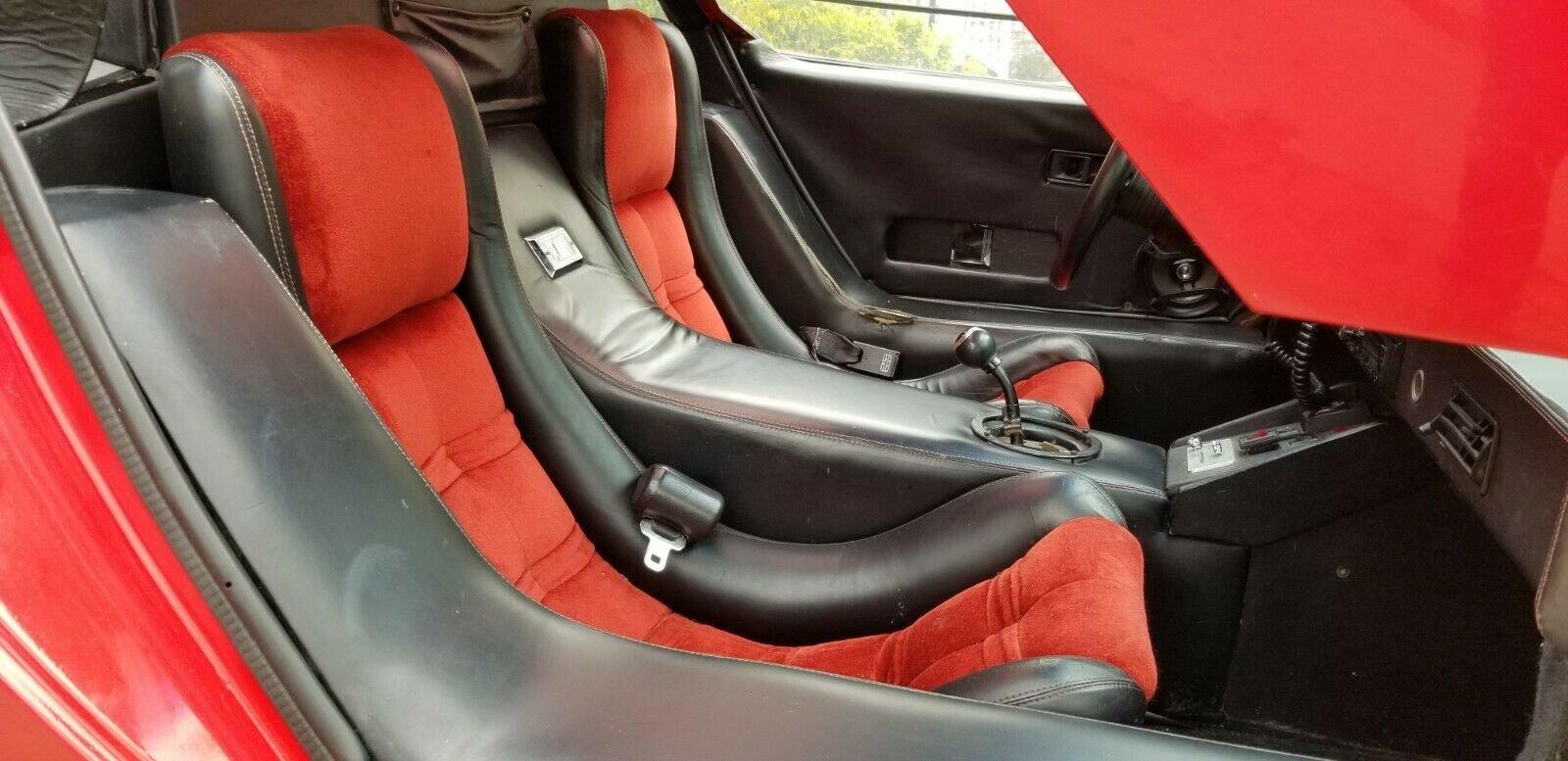 1988 Lamborghini Countach Replica by KMC Easton For Sale (picture 3 of 5)