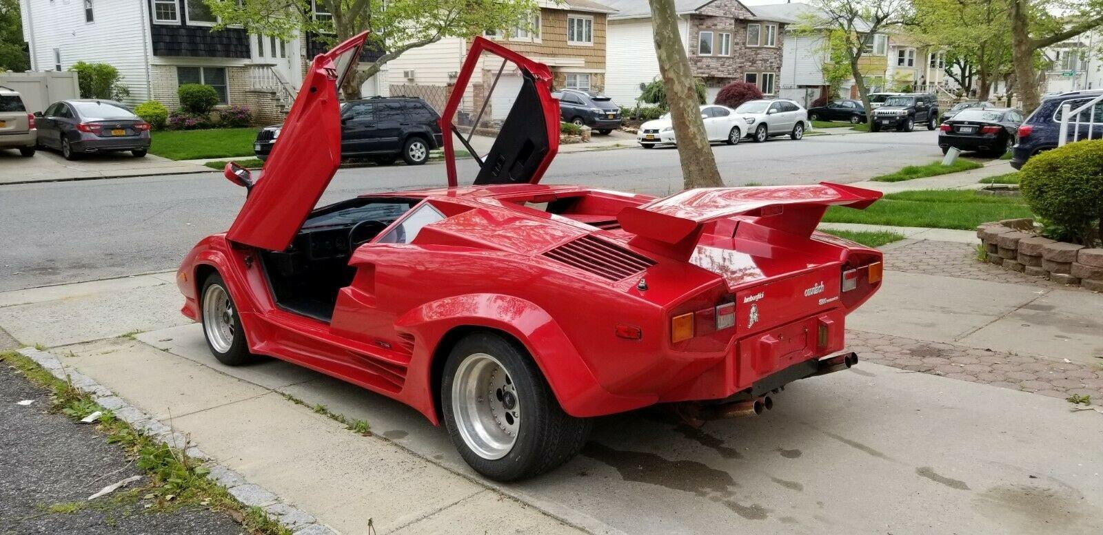 1988 Lamborghini Countach Replica by KMC Easton For Sale (picture 5 of 5)