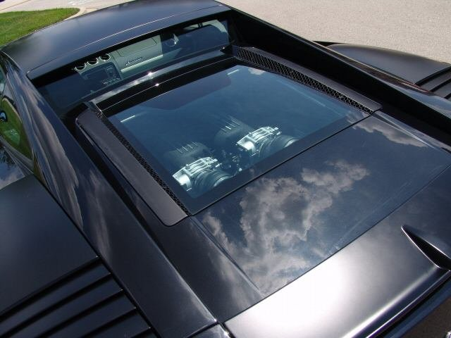 2007 Lamborghini Gallardo NERA For Sale (picture 1 of 5)