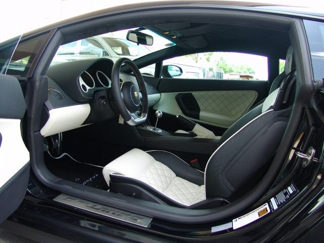 2007 Lamborghini Gallardo NERA For Sale (picture 2 of 5)