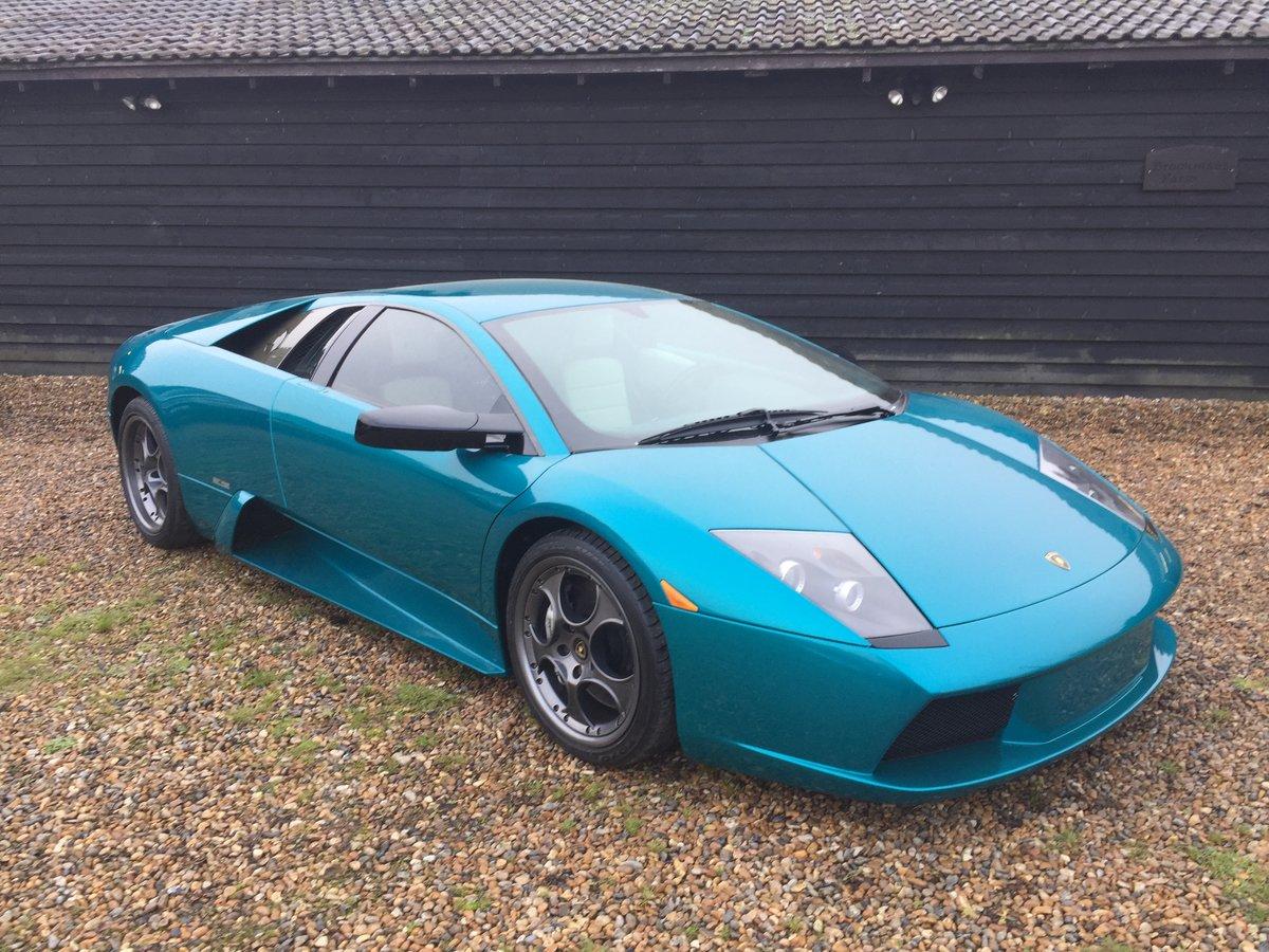 2003 Lamborghini Murciélago 40th Anniversary  For Sale (picture 1 of 6)