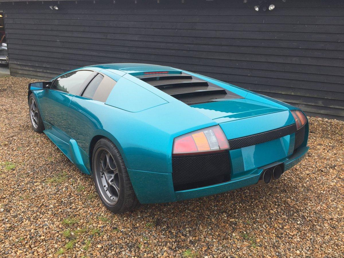 2003 Lamborghini Murciélago 40th Special 10% off For Sale (picture 6 of 6)
