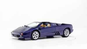 1996 LAMBORGHINI DIABLO VT ROADSTER 5.7 V12 for sale by auction For Sale