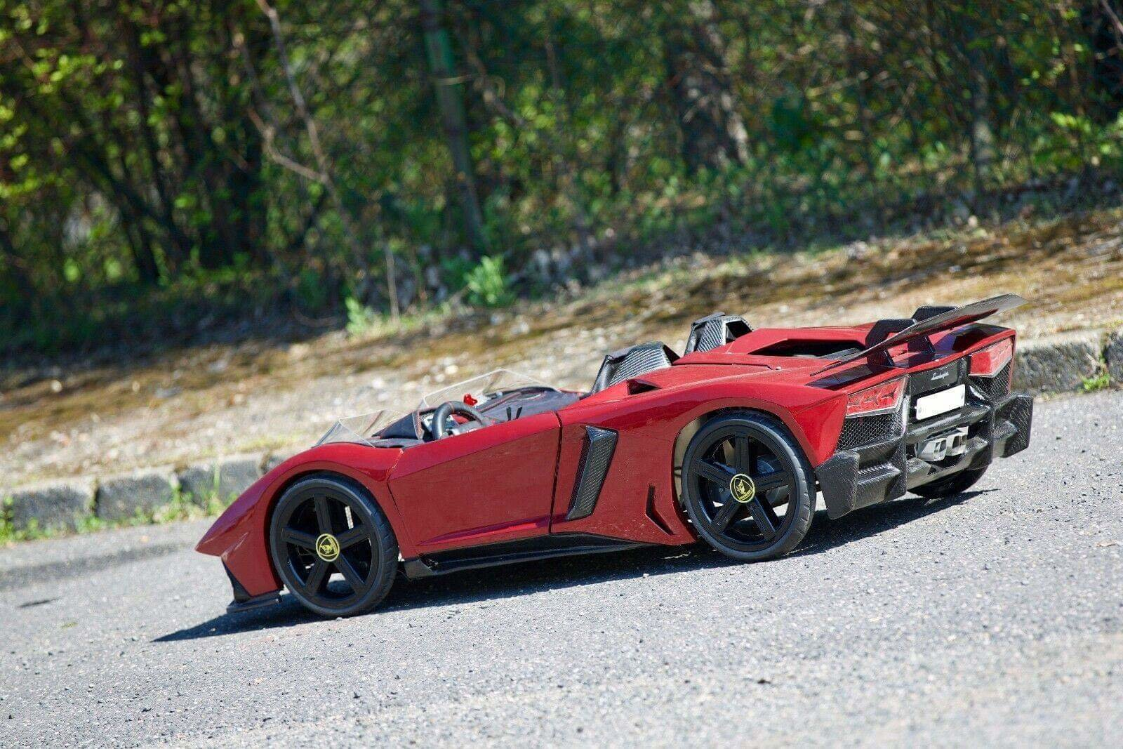 2017 The Only Working 1/3 Scale Aventador In The World For Sale (picture 3 of 6)