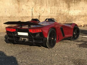 2016 The Only Working 1/3 Scale Aventador In The World