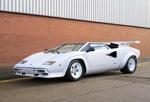 1987 Lamborghini Countach 5000S For Sale In London  (LHD) For Sale