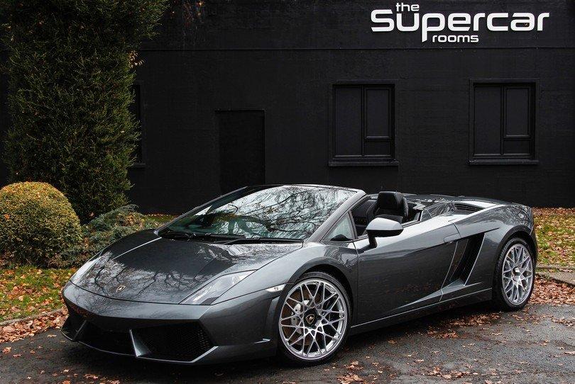 Lamborghini Gallardo Spyder LP560-4 - 16K Miles - 2009 For Sale (picture 1 of 6)