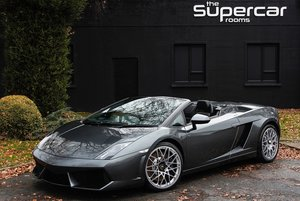 Lamborghini Gallardo Spyder LP560-4 - 16K Miles - 2009 For Sale