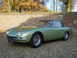1966 Lamborghini 350 GT matching numbers, fully restored, Europea