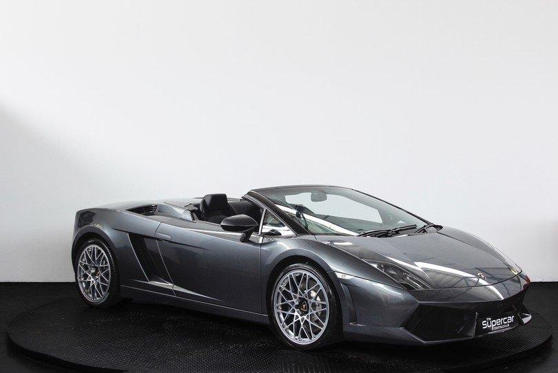 Lamborghini Gallardo Spyder LP560-4 - 16K Miles - 2009 For Sale (picture 2 of 6)