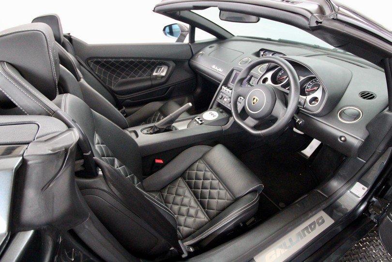 Lamborghini Gallardo Spyder LP560-4 - 16K Miles - 2009 For Sale (picture 6 of 6)