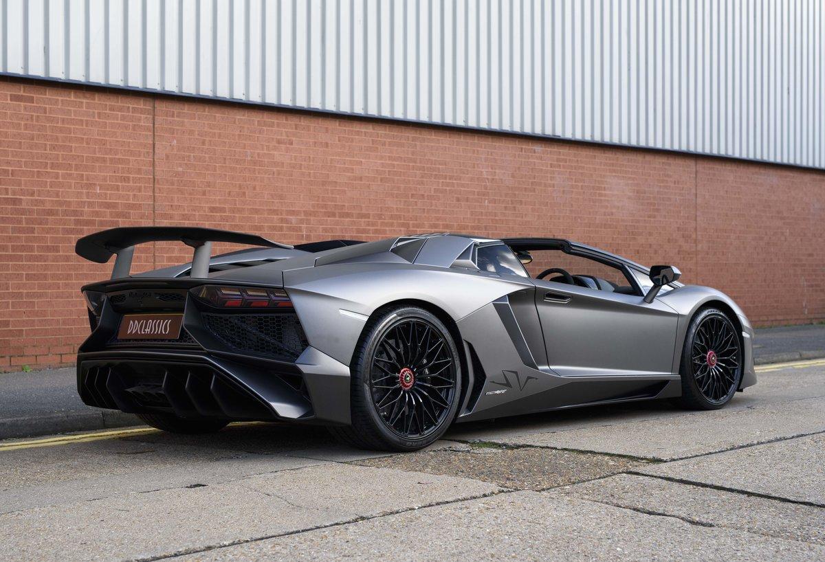 2016 Lamborghini Aventador LP750-4 SV Roadster (RHD) For Sale (picture 4 of 24)