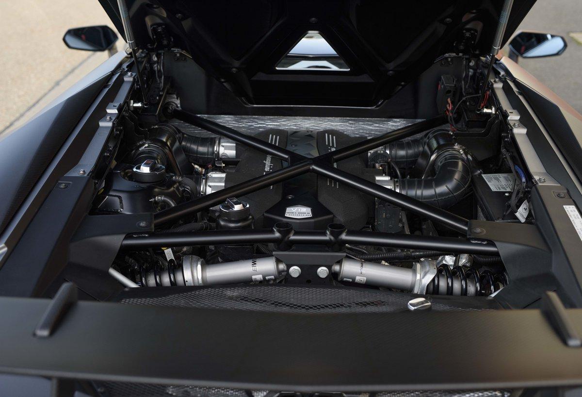2016 Lamborghini Aventador LP750-4 SV Roadster (RHD) For Sale (picture 15 of 24)