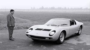 Picture of Lamborghini Miura P400 1968
