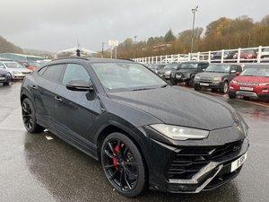 2019 19 LAMBORGHINI URUS 4.0 V8 £46,550 OPTIONS