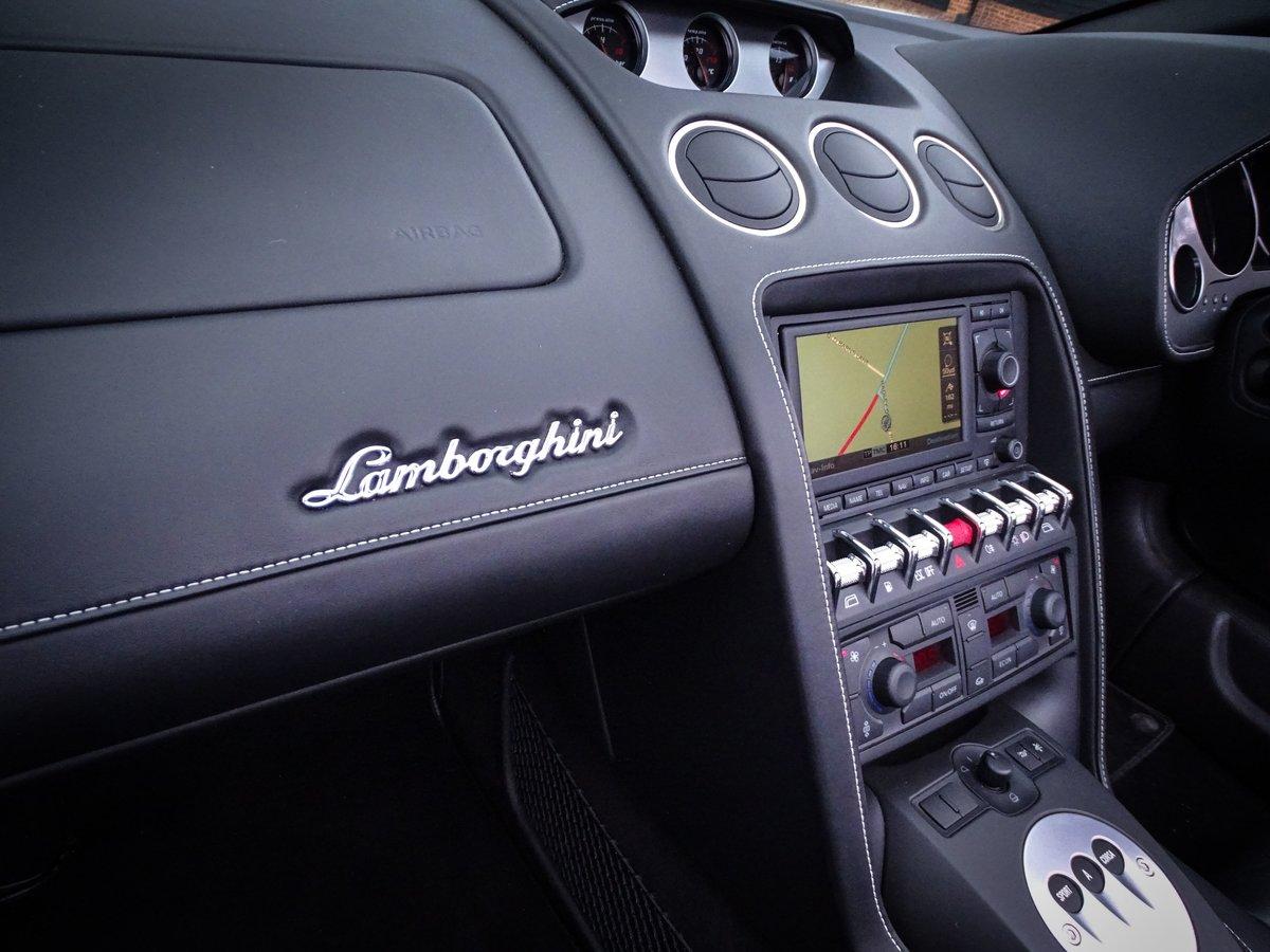 2013 Lamborghini  GALLARDO  5.2 LP 560-4 SPYDER CABRIOLET E-GEAR  For Sale (picture 10 of 24)