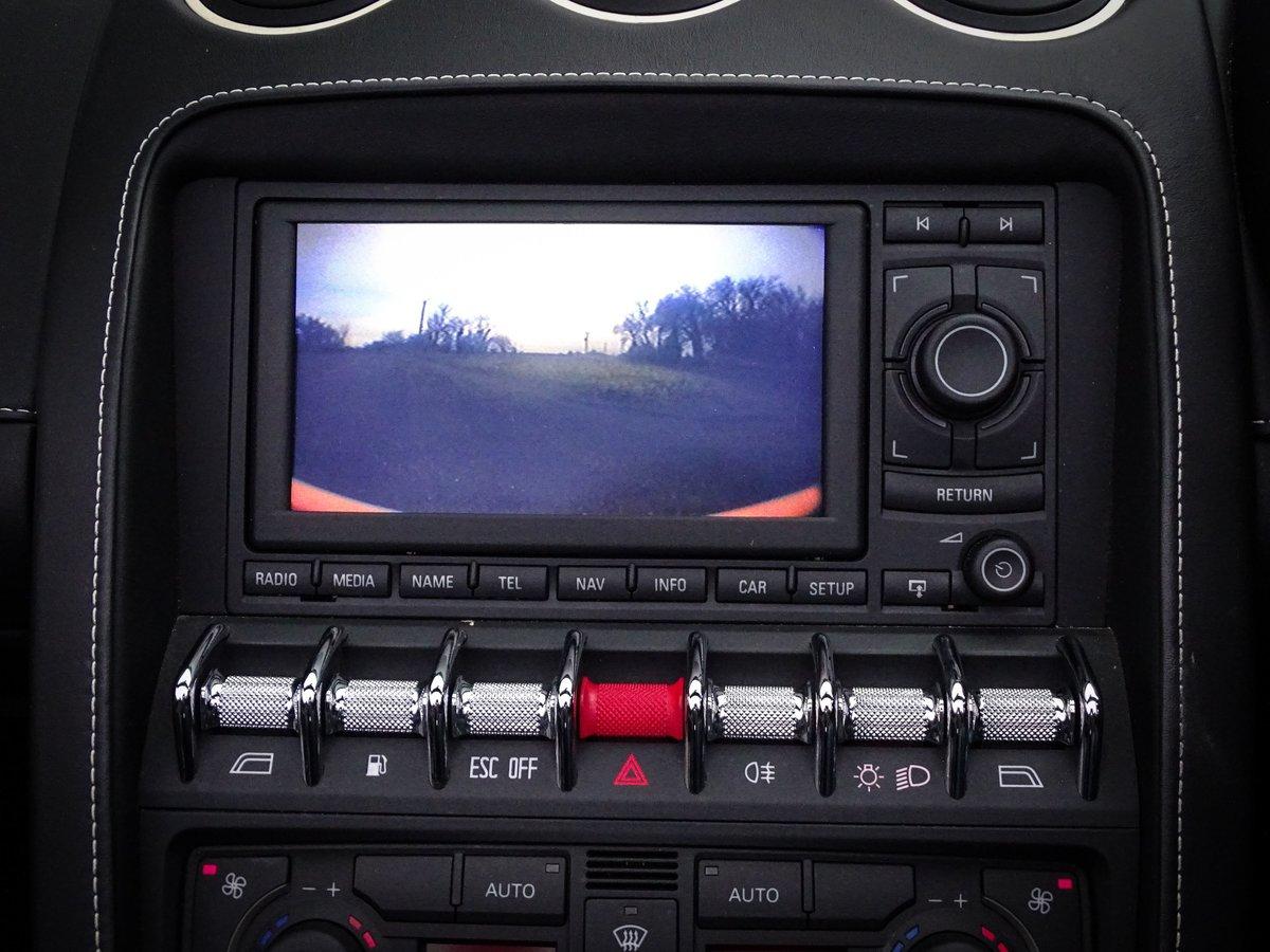 2013 Lamborghini  GALLARDO  5.2 LP 560-4 SPYDER CABRIOLET E-GEAR  For Sale (picture 17 of 24)