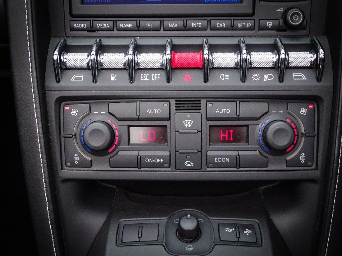 2013 Lamborghini  GALLARDO  5.2 LP 560-4 SPYDER CABRIOLET E-GEAR  For Sale (picture 18 of 24)