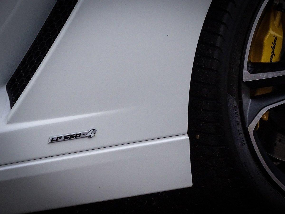 2013 Lamborghini  GALLARDO  5.2 LP 560-4 SPYDER CABRIOLET E-GEAR  For Sale (picture 21 of 24)