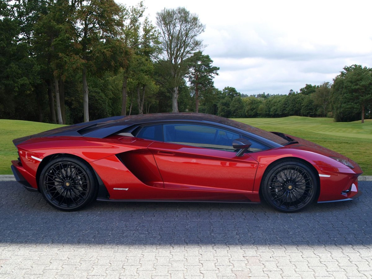 2019 Lamborghini  AVENTADOR  S COUPE LHD VAT Q AUTO NEW UNREG  44 For Sale (picture 2 of 4)